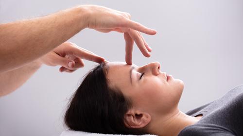 Séance Réflexologie Faciale